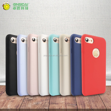 2017 newest and hottest Luxury Liquid Silicone Phone Case for iphone 7 Case