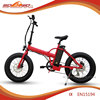36V 20 inch mini fat tire folding/foldable electric pocket bike