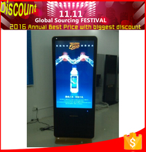 Public Service phone charging station lcd indoor screen display with high quality