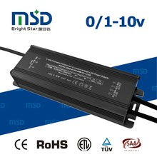 12V/24V 45W 50W 60W 80W 100W 120W Dimmable 0-10V LED Driver Power Supply Transformer