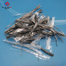 ISO CE Certified Injection Mortar Concrete polypropylene fiber price