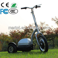 "zappy 3 wheel used 16"" electric folding bicycle"