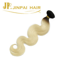JP Hair Grade 8A Human Indian Colour Blonde Hair