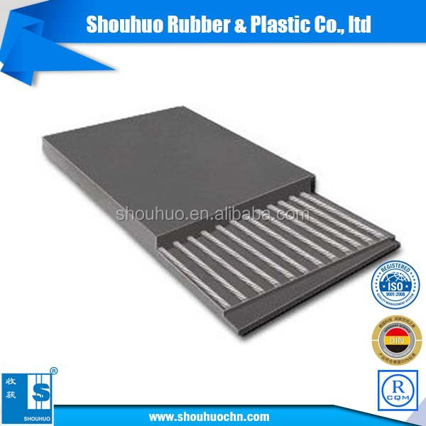High Tension Stainless steel cord conveyor belt joint In China