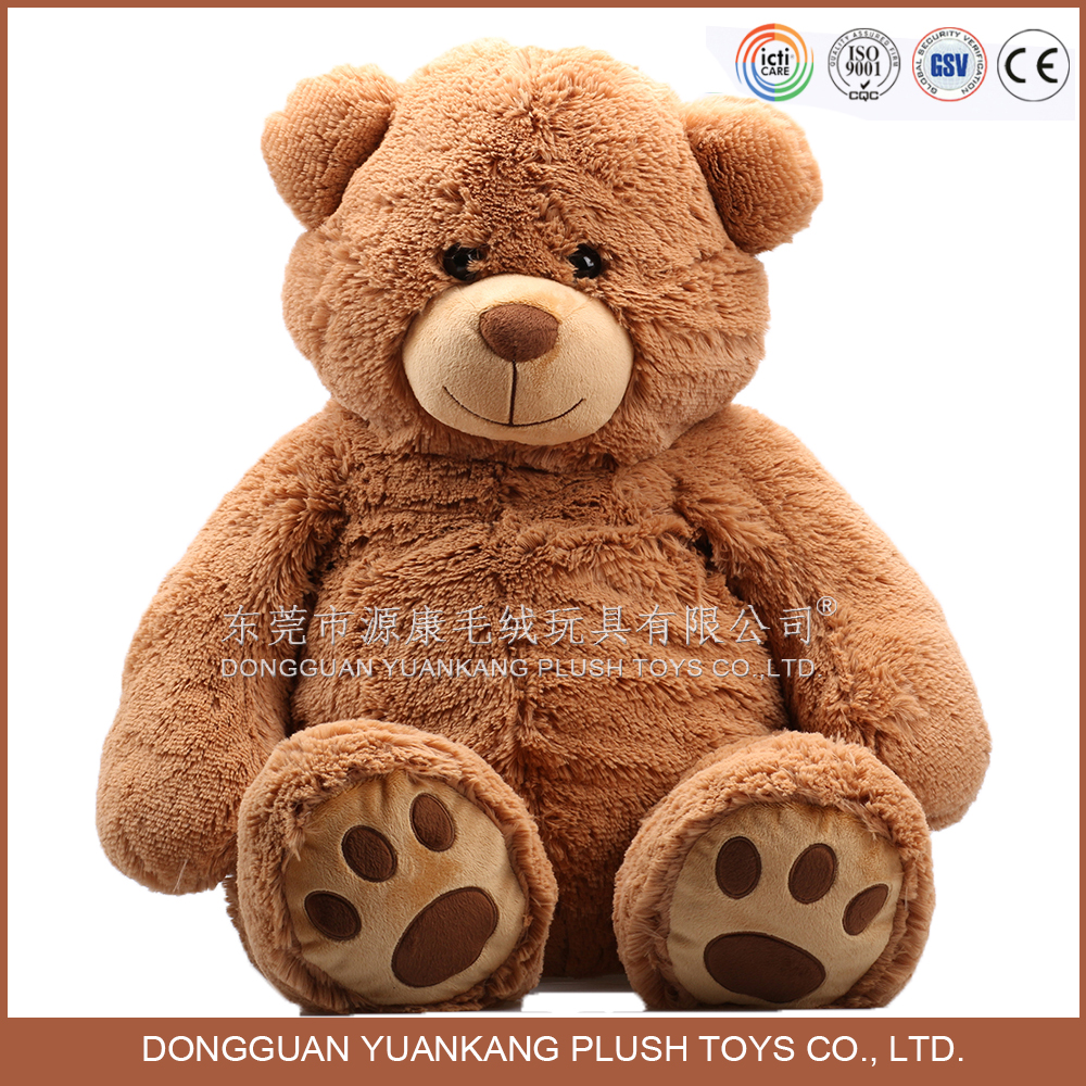 Stuffed bear toy for 200cm high quality plush soft teddy bear