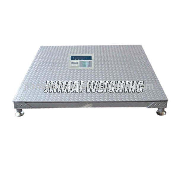 III 1.2*1.2m 2000kg platform scale of China