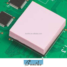 2016 bonthe 1.0-8.0W/m K silicone thermal conductive pads for heat transfer