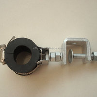 Stainless Steel Cable Feeder Clamp For