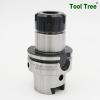High Speed Customize HSK Collet Chuck Tool Holders HSK collet Tools