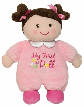 plush baby doll girl