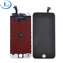 china mobile phone display touch screen for iphone 6,full lcd display digitizer assembly for iphone 6