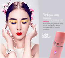 Facial Beauty Machine Mini Electric Fine Mist Sprayer