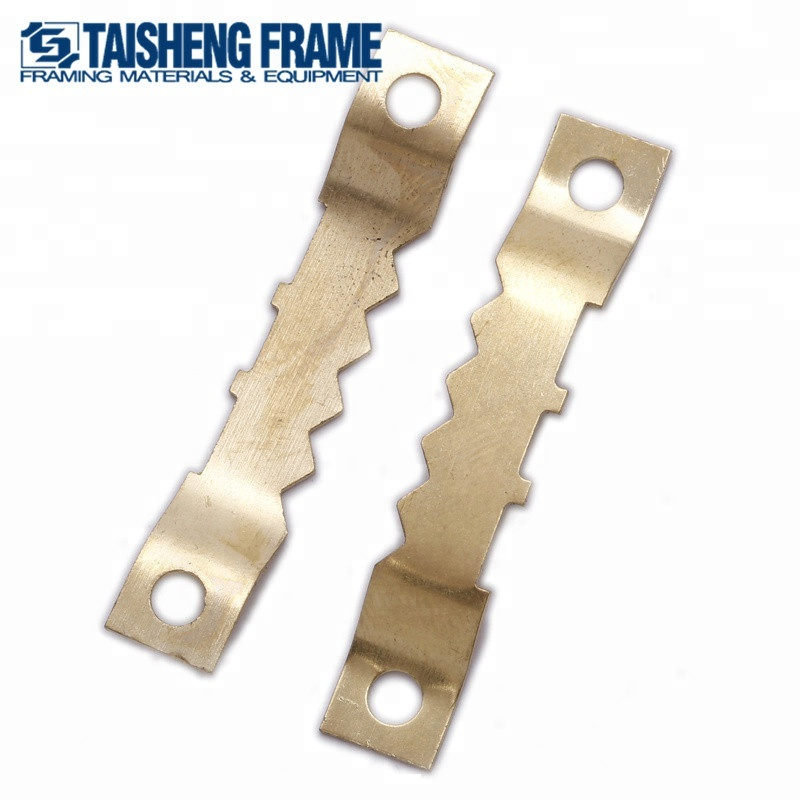 Ts-k074 Picture Frame Hardware Double Sawtooth Hanger Hook 8x45mm ...