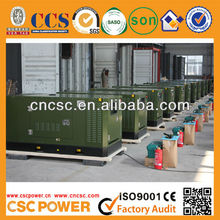 ATS automatic start diesel genset 20 kva with CE ISO