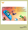 Video games console PMP6 racing car free game download for MP4 player support GBA/SEGA