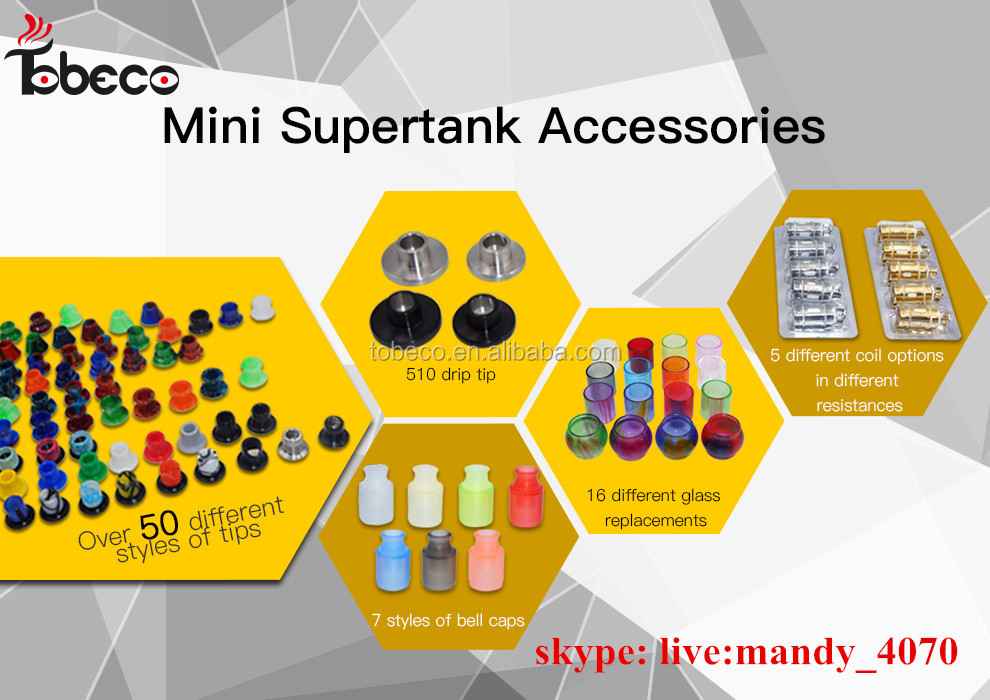 Tobeco super tank mini series with many types