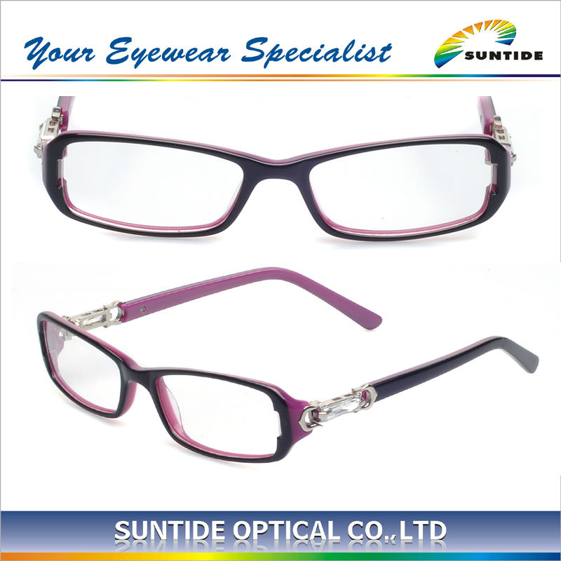 Acetate frames for glasses 2013 (B43565)