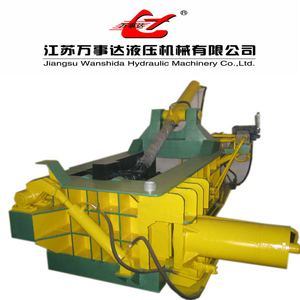 Y83-1250 Hydraulic Steel Press Machine Model For Thin&Light Metal Material