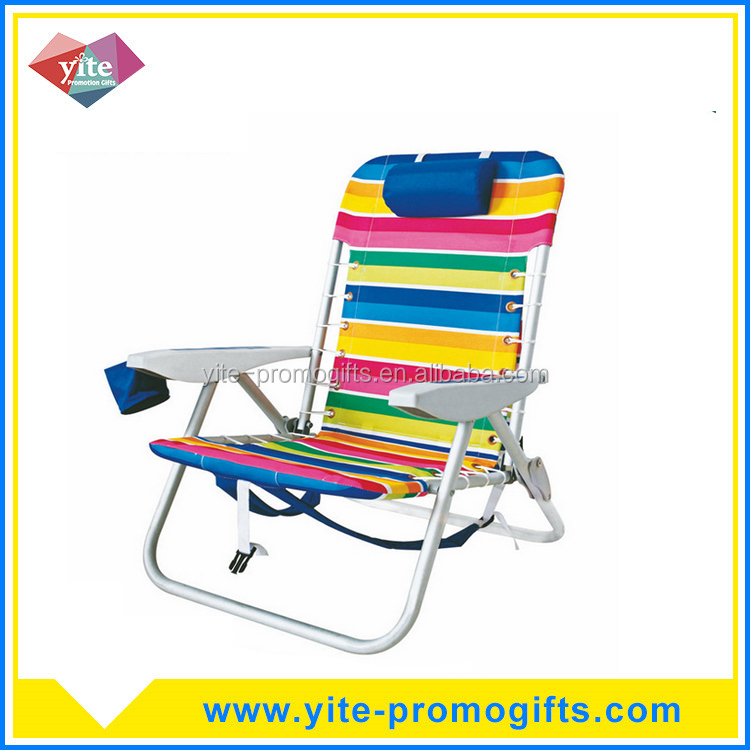 Hot sale colorful foldable mat chair beach