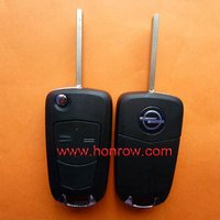 Opel Remote Key with ID40 Chip and 433MHZ, car key,auto key/opel key shell