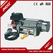 Mini portable 12V Electric Winch for Car