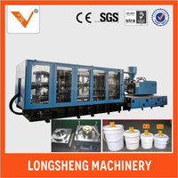 5 to 25L Plastic Paint Bucket Making Machinery Price