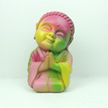 Colorful hand paint wholesale baby buddha statue for sale