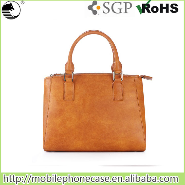 Tote Bag Design Woman Handbag Made In China