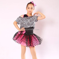Girls Halter refreshing&cool Polka Dot gauze skirt summer girls short-sleeved dress tutu dress fashion baby pettiskirt