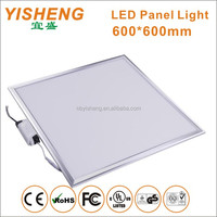 Surface Mounted LED Panel 600x600, 48W 250pcs SMD LED Panel Light With 3500lm Replace 90W Incandlescent Tube,Hight Power Factor
