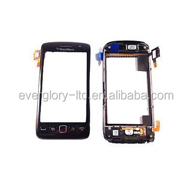 China Supplier Brand New Genune for blackberry 9860 touch screen with digitizer with trackpad sensor touch