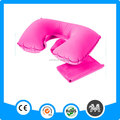 Best selling travel inflatable neck pillow