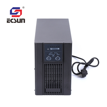 Stylish appearance style lcd 230VAC line interactive ups for traffic