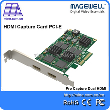 Av/dv Capture Card Hd Video Grabber Express Card With Hdmi Out Video Capture Grabber