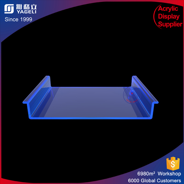 modern design clear acrylic Sofa Bed Luxury acrylic Pet Dog Beds wholesale