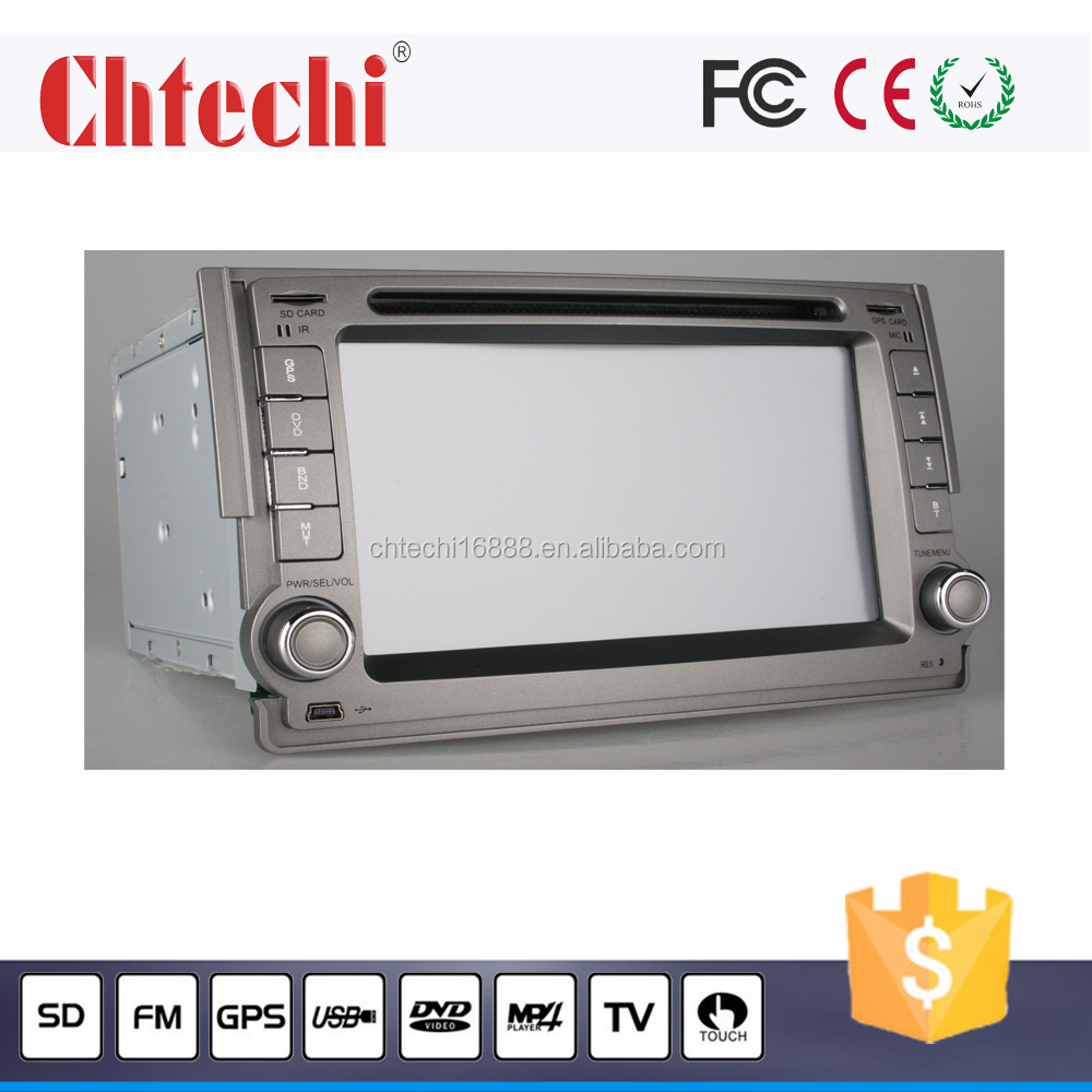Car DVD Player for Hyundai H1 6.2inch With TV/AM/FM/Bluetooth/Radio/Navigation system
