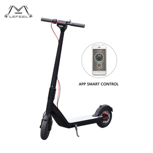 High quality folding electric scooter with pedal assisted