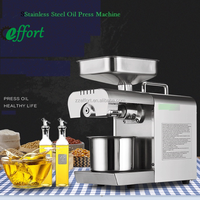 Low Price small cold mini oil press machine home used for sesame,peanut,olive