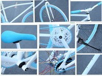 made in china 20 inch women carbon fixed gear bike factory