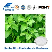 Sweeteners Flavoring Agents organic stevia extract powder, stevia leaf extract 20%-98%(JECFA method)