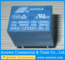 IC Type Integrated Circuit Relay SRD-12VDC-SL-C