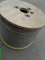 hot dipper galvanized steel wire rope