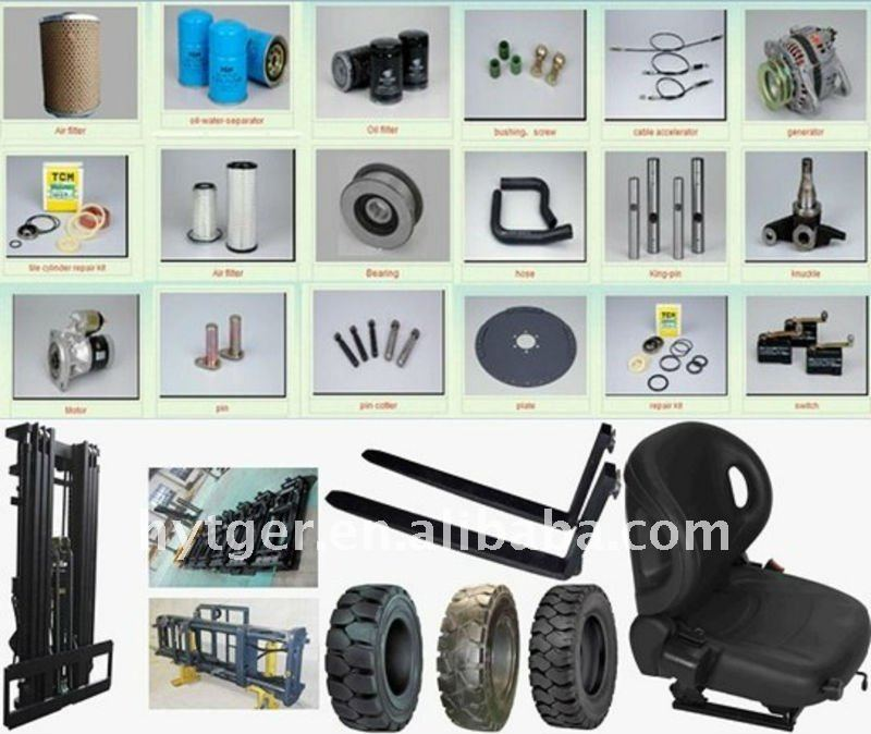 Forklift Spare Parts / forklift part /nissan sd25 forklift parts
