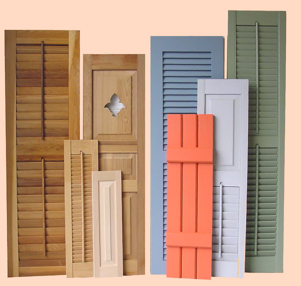 Fashion Premium Quality Low Price Custom Tag White Coated Shutter Slat
