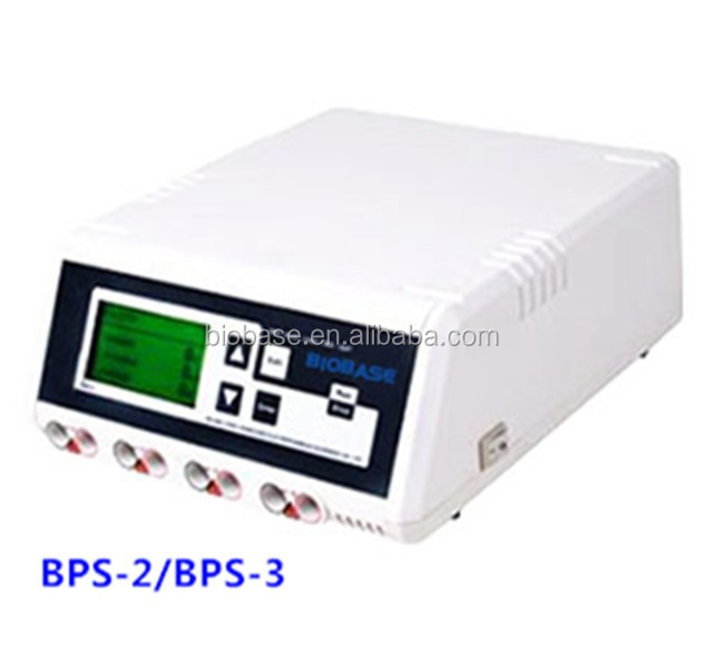 LCD display Universal power supply BPS-2, BPS-3 with automatic memory function