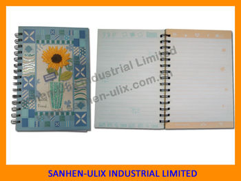 2014 fashion high quality full color print journal