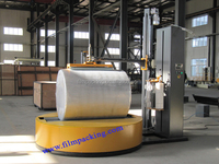 reel wrapping machine for paper mill roll and fabric roll with factory price