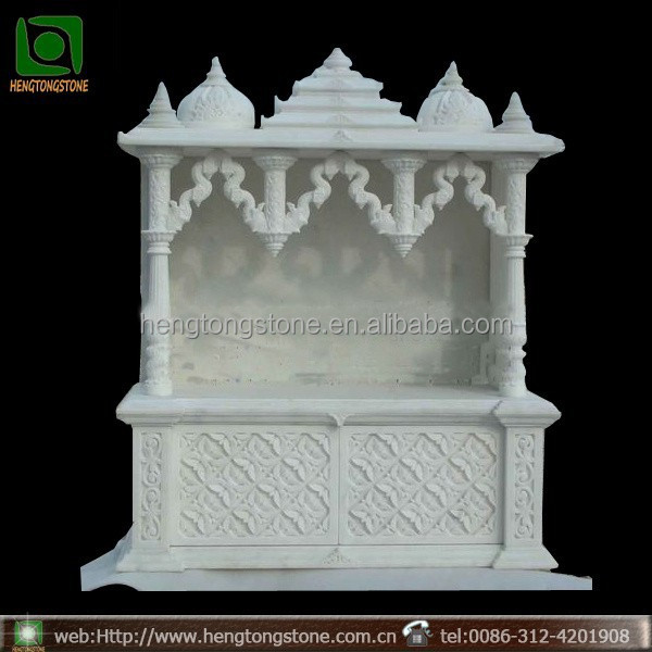 Marble Temple Design for Home Decoration