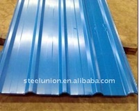 PPGI prepainted galvanized steel sheet / color roofing sheet