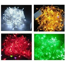 New fashion 100m 100led led christmas lights,indoor led tree lights,led decoration light decorative outfit christmas
